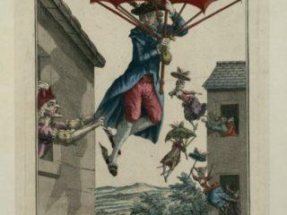 Πετούσαν με ομπρέλες πολύ πριν τη Mary Poppins