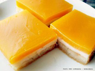 Vintage! Καλοκαιρινό γλυκό με μελωμένες φρυγανιές, κρέμα γάλακτος και κρέμα πορτοκάλι
