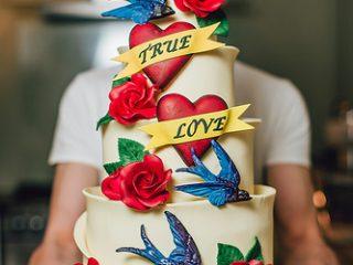 Όταν το Tattoo γίνεται τούρτα!