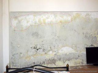 Δες πως να στεγνώσεις πιο γρήγορα τοίχο που μούλιασε