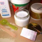 Φτιάχνουμε σπιτικό Gesso με Baby Powder