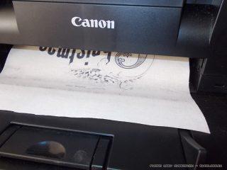 Εκτύπωση σε ύφασμα με απλό εκτυπωτή