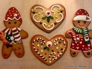 Τα χειροποίητα χριστουγεννιάτικα στολίδια της Ολυμπίας