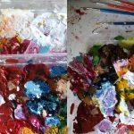 Μήπως βαρέθηκες να ξοδεύεις χρήματα για ακρυλικά χρώματα που στεγνώνουν στην παλέτα