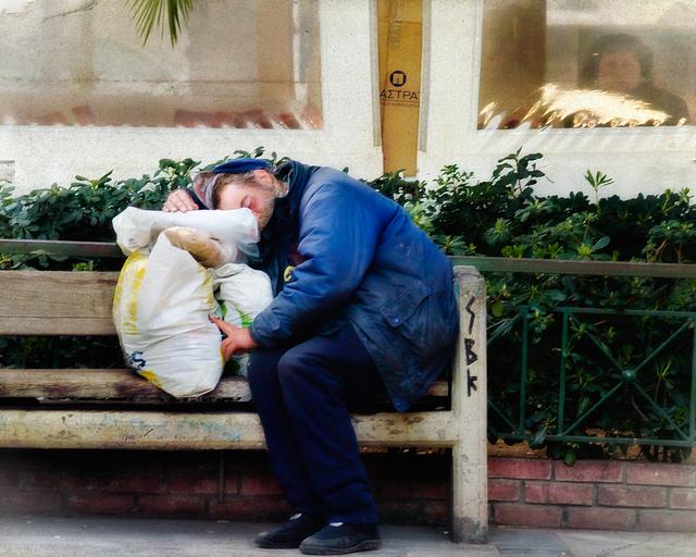 Η άρνηση της φτώχειας