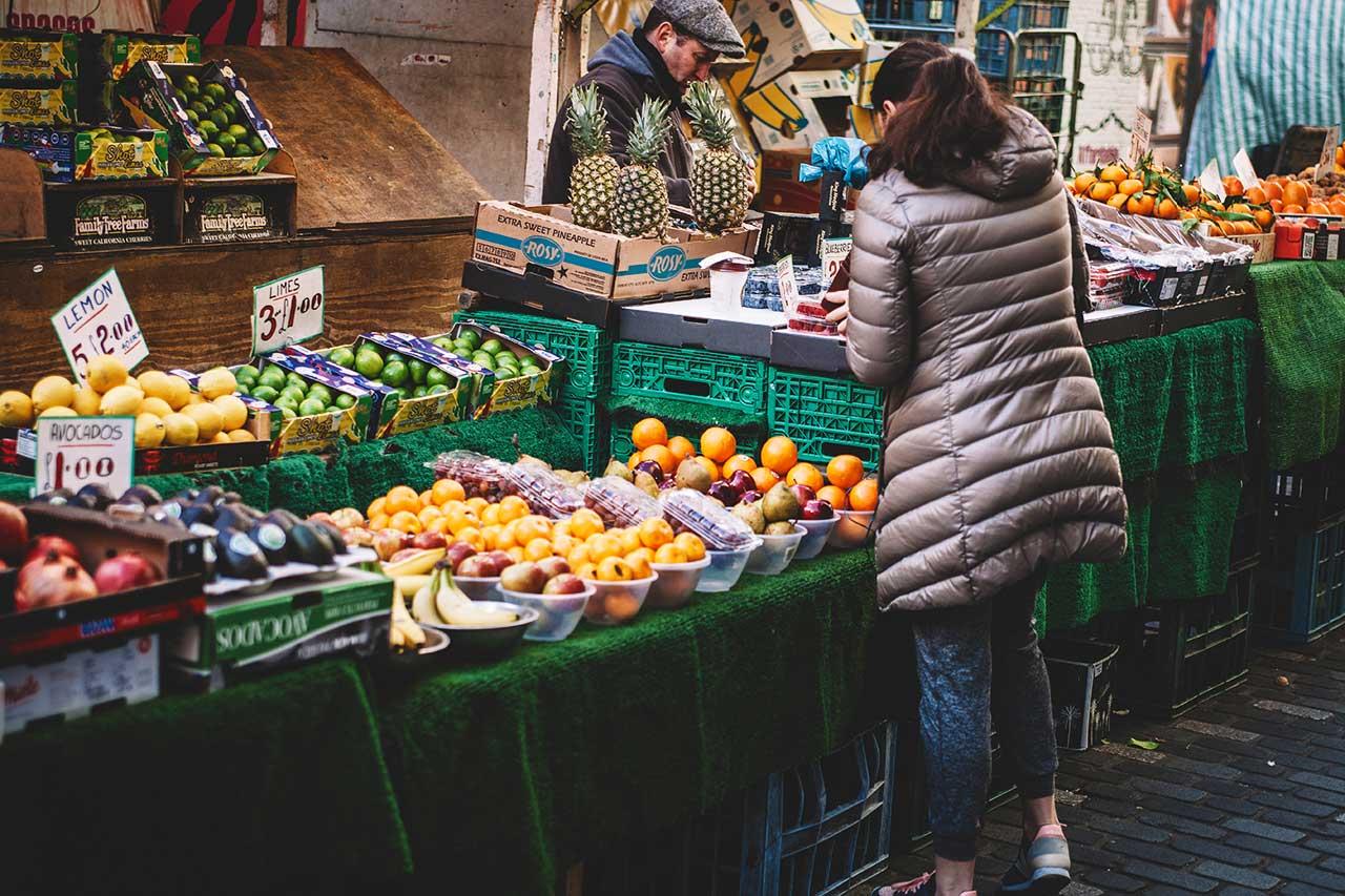 Πρόγραμμα λαϊκών αγορών βιολογικών προϊόντων Αττικής 2015