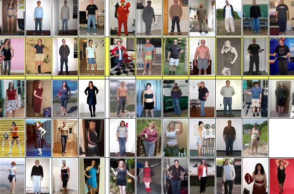 Δες πως θα μοιάζει το σώμα σου αν χάσεις ή βάλεις κιλά - Δεν είναι φορές που προσπαθείς να μαντέψεις το βάρος κάποιου ή που αναρωτιέσαι πως θα είναι το σώμα σου αν χάσεις X κιλά;