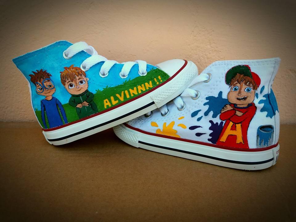 Ας ζωγραφίσουμε παπούτσια! - Άλλωστε η ζωή είναι πολύ μικρή για να έχεις ίδια παπούτσια με τον υπόλοιπο κόσμο