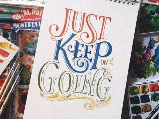 Από το Scrapbooking και το Card-making στo Journaling, τα Coloring Books και τo Hand Lettering