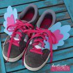 Φτιάξε φτερά για τα παπούτσια του μικρού Ερμή σου