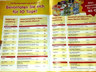 Η αποθήκευση τροφίμων θα γίνει το νέο τρεντ στη Γερμανία;