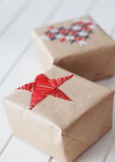 Πρωτότυπες ιδέες για να τυλίξετε χριστουγεννιάτικα δώρα
