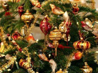 Ένα χριστουγεννιάτικο στολίδι το χρόνο