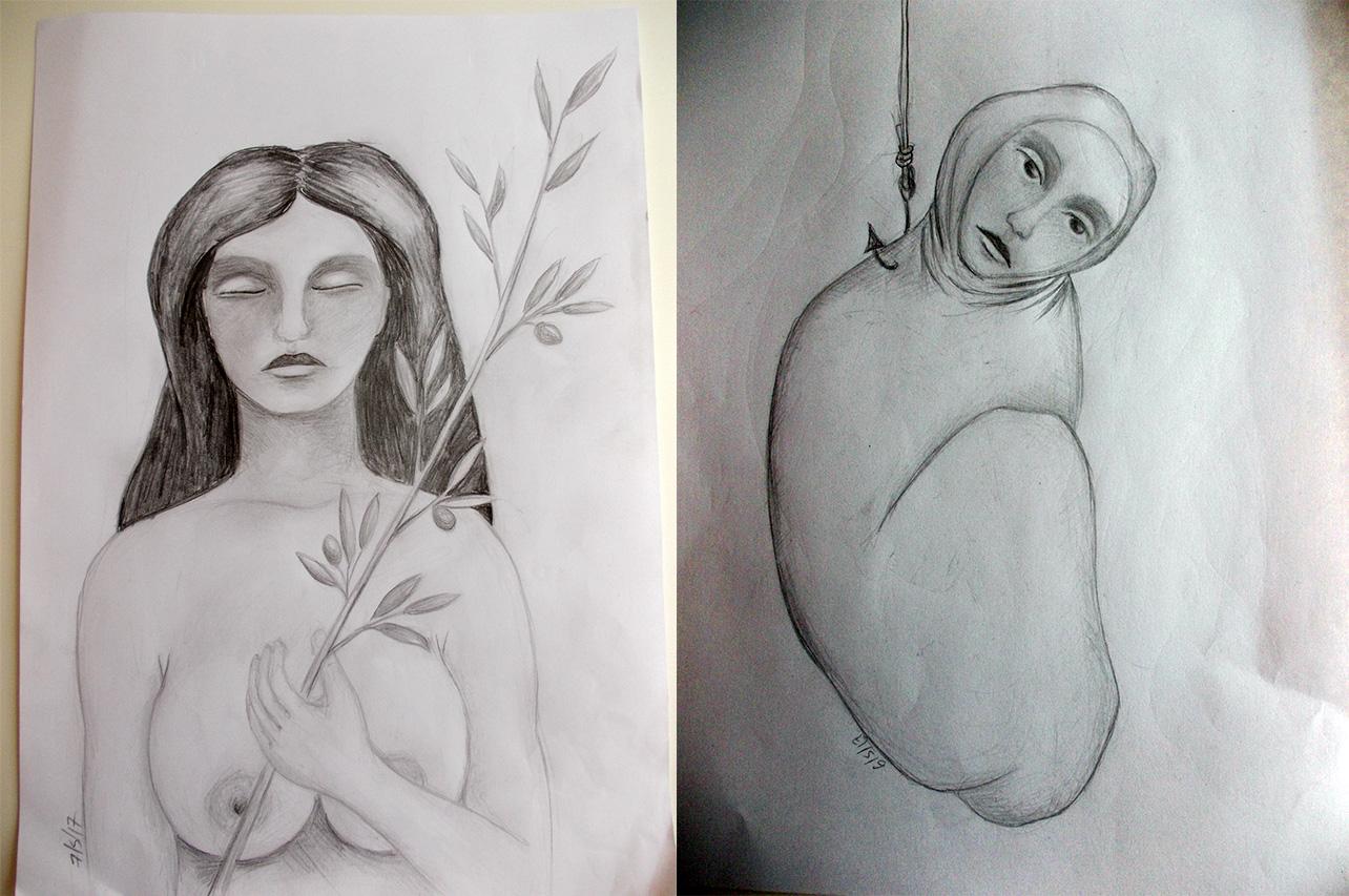 Ένα μικρό μυστικό για να ελευθερώσεις τη φαντασία σου στη ζωγραφική