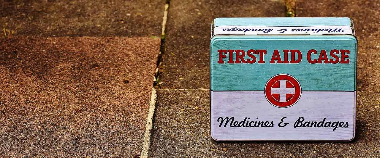 Το φαρμακείο των διακοπών