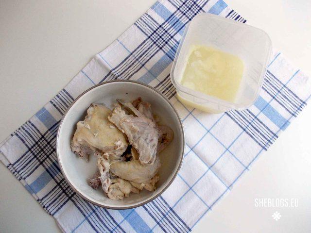 Τι κάνεις τα φτηνά κομμάτια του κοτόπουλου το καλοκαίρι;