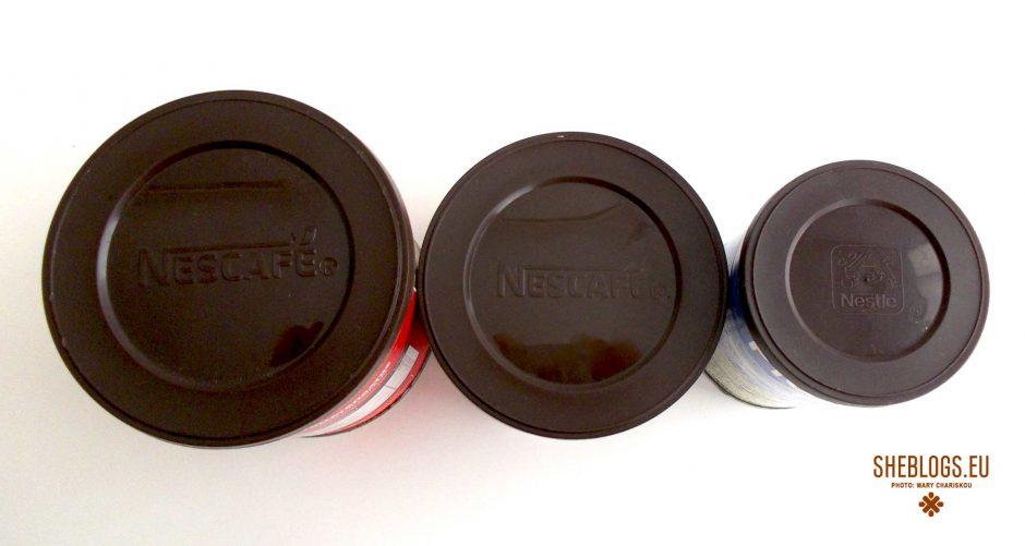 Ξέρεις πόσο χρήσιμα είναι τα καπάκια του Nescafe;