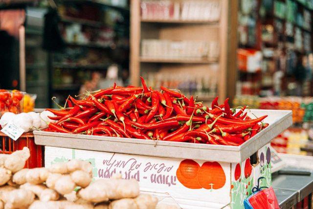 Κλίμακα Scoville - Η πιο ΗΟΤ κλίμακα του κόσμου που μετράει τις καυτερές πιπεριές